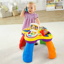 fisher price around the town learning table buy fisher price laugh learn around the town learning table