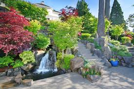 Small Water Features For Patio 50 Pictures Of Backyard Garden Waterfalls Ideas U0026 Designs