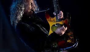 Kirk Hammett Kirk Hammett Photo Gallery On Veojam