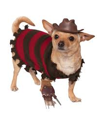 spirit halloween 2016 costumes love freddy krueger pet costume u2013 spirit halloween evil pins