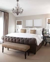 deco chambre marron deco chambre marron 2018 et chambre taupe lit capitonna en velours
