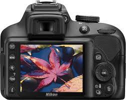 nikon d3400 dslr camera with af p dx 18 55mm g vr and 70 300mm g