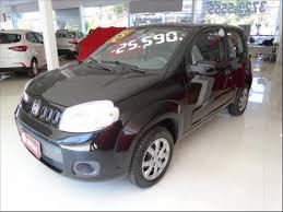 Amado Fiat Uno Evo Attractive 1.4 8V Preto 2012/2012 - Loocalizei Veículos @HP93