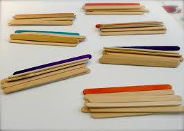 popsicle stick fractions navigating by joy