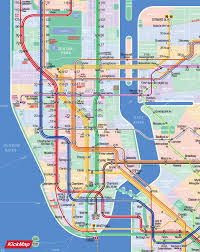 Nyc Subway Map App by Kickmap On Twitter