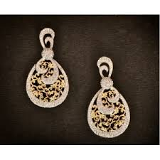 dangler earrings dangler earrings gold diamond dangler earrings online shopping