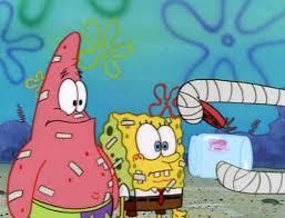 laugh maybe tv time spongebob squarepants