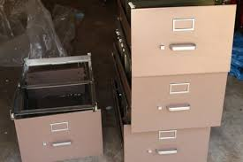 give your old metal file cabinet a makeover cafemom