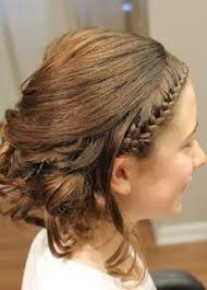 how to wrap wedding hair braided hairstyles spiral lace braid ponytail styles
