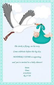 stork baby shower free printable baby shower invitations lovetoknow