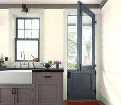 how to make a kitchen cabinet door the 4 trendiest colours for re painting your kitchen cabinet doors