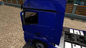 mercedes actros mp4 1845 hd interior fix 1 27 truck mod ets2 mod