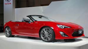 convertible toyota toyota 86 convertible on australia local wish list auto moto