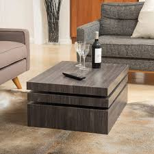 coffee tables mesmerizing round side table with drawer round