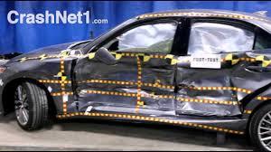 lexus is xe30 2014 lexus is side crash test documentation crashnet1 youtube
