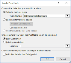Making A Basic End Table by Create A Pivottable To Analyze Worksheet Data Office Support
