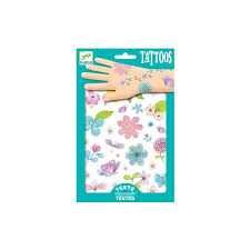 tattoos flowers u0026 butterflies glitter alice on board
