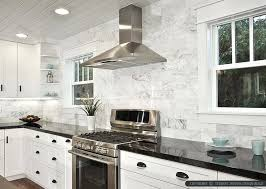 kitchen countertops with white cabinets white kitchen black countertops or black white marble subway tile