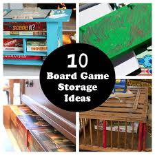 board game storage cabinet board game storage 10 ideas to reduce the clutter