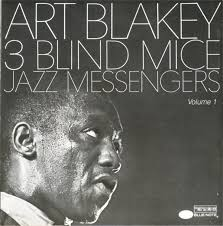 Three Blind Mice Notes For Keyboard Art Blakey U0026 The Jazz Messengers 3 Blind Mice Volume 1 Cd