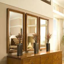 Wall Mirrors For Dining Room Large Dining Room Wall Mirrors Home Design