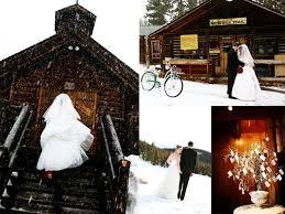 Colorado Weddings Colorado Winter Wedding
