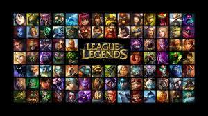 Chions League League Of Legends Chions Pictures Impremedia Net
