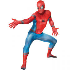 men u0027s spiderman costumes fancy dress