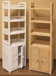 Wicker Bathroom Shelf 68 Best Wicker Images On Pinterest Bamboo Shelf Basket And