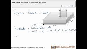 Click Tt Baden Hauptschulabschluss 2010 Mathematik Baden Württemberg Aufgabe 10