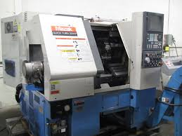stronghold equipment cnc machining 2002 mazak quick turn