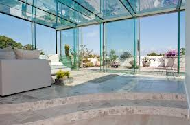 glass roof house interior design roof top glass house design interior and