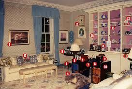Kensington Place Apartments by Inside Diana U0027s Kensington Palace Apartment Daily Mail Online