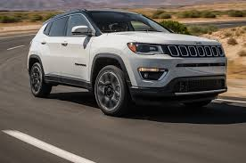 orange jeep compass jeep compass 2018 motor trend suv of the year contender motor trend