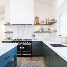 interior in kitchen interiors