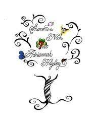 tribal name tattoo ideas generally the idea i want for a family tree lots of different