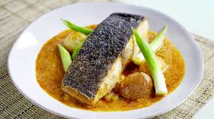fish cuisine recipe coconut fish curry chefday