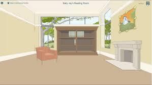 a virtual tour of the ku reading room