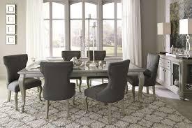 Silver Dining Room Dining Room Silver Dining Room Sets For Gold Leaf Furniture