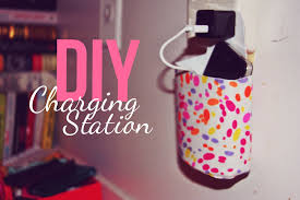 Build Your Own Charging Station Diy Charging Station Youtube