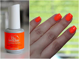 mani monday ibd just gel polish in infinitely curious obsessed