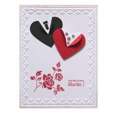 cartes mariage yli tuhat ideaa carte de voeux mariage pinterestissä carte pour