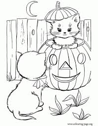 cute halloween coloring pages getcoloringpages with cute halloween