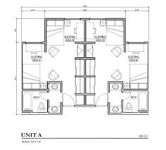 college dorm floor plans plans of group housing noko pinterest house