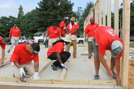 nissan titan jackson ms nissan building 2 houses in canton with habitat for humanity