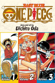 Comic Books Barnes And Noble One Piece East Blue 1 2 3 Volume 1 Omnibus Edition By Eiichiro