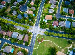 the 10 best places to build a forever home goodcall com aerial photo shows an intersection in round rock texas round rock was number 4 on