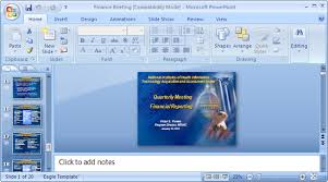 alternative to microsoft powerpoint 2007 kingsoft presentation