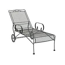 Chaise Lounge With Wheels Outdoor Metal Chaise Lounge U2013 Mobiledave Me