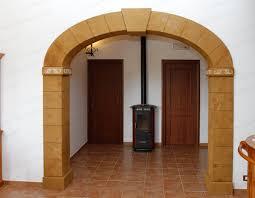 arco in pietra per interni arco in muratura per interni decora la tua vita